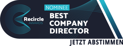 Recircle Awards - Best Company Director